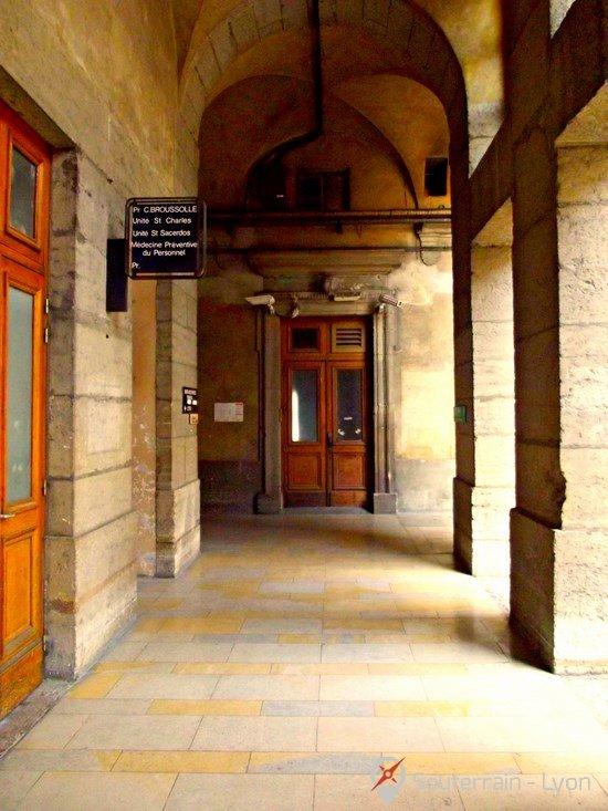 Hôtel Dieu Lyon
