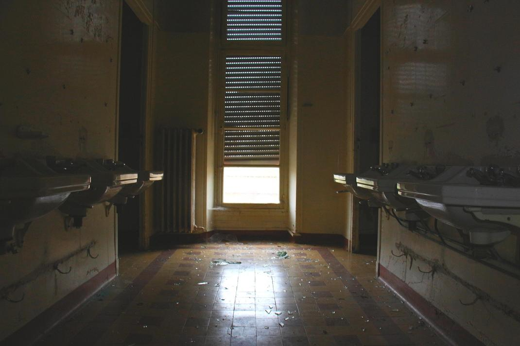 sanatorium abandonné chm