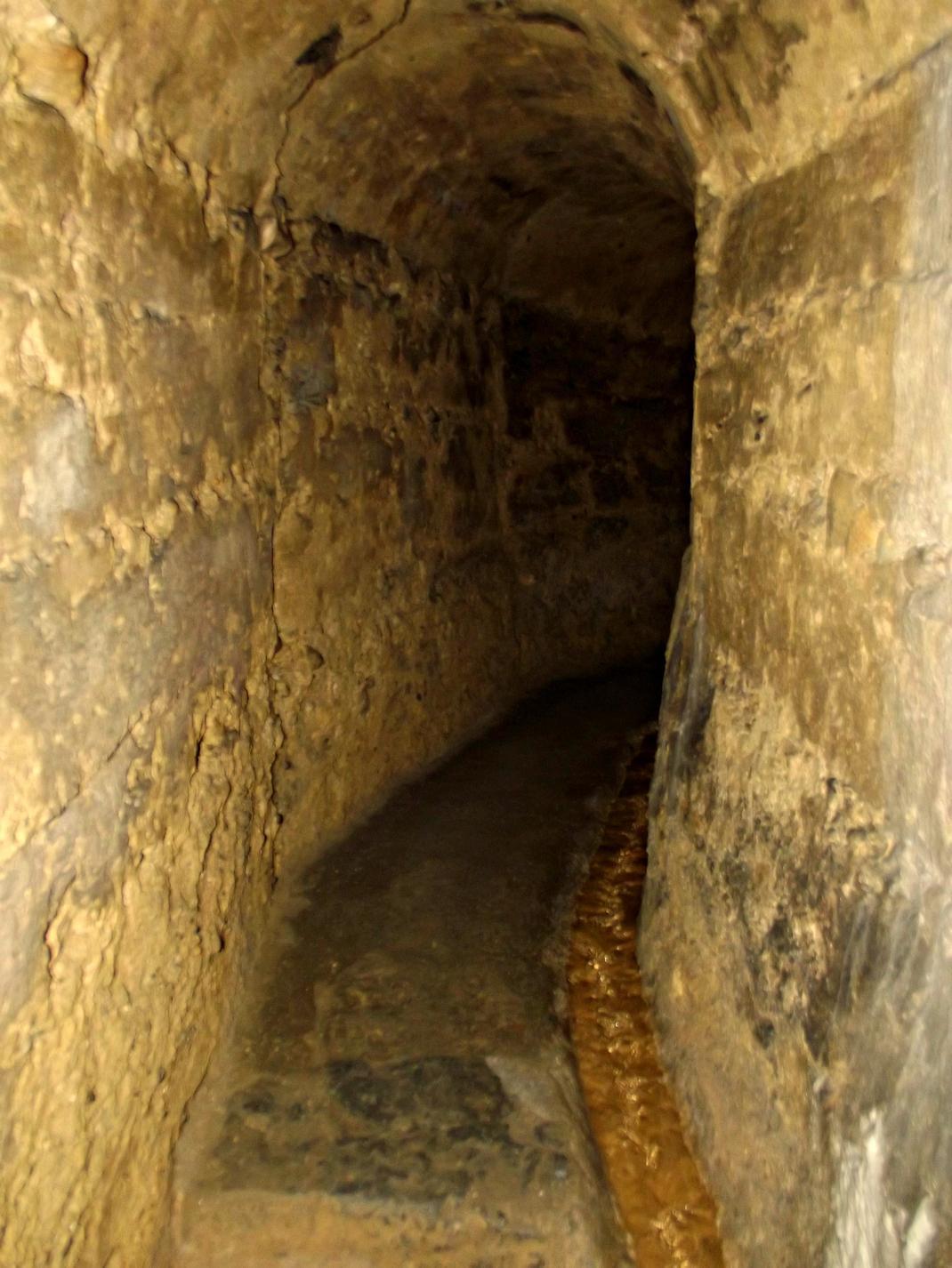 souterrains de Lyon