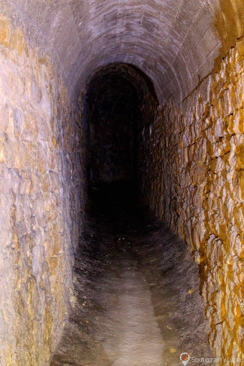 souterrain bassine souterrains Lyon