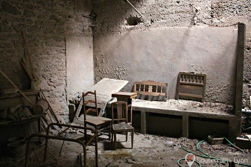 dépôt abandonné du brocanteur urbex