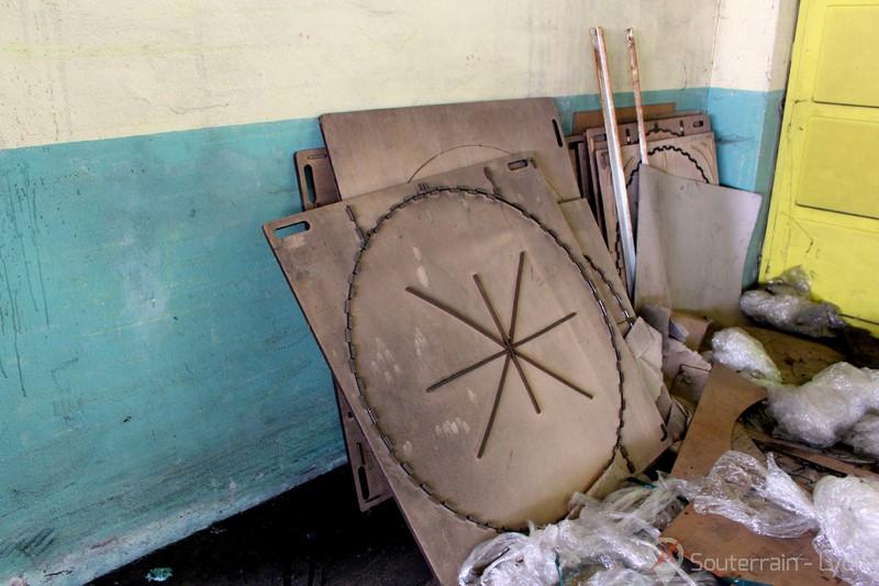 usine abandonnée