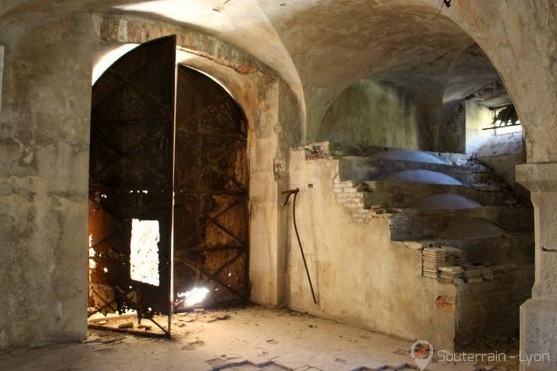 distillerie abandonnée