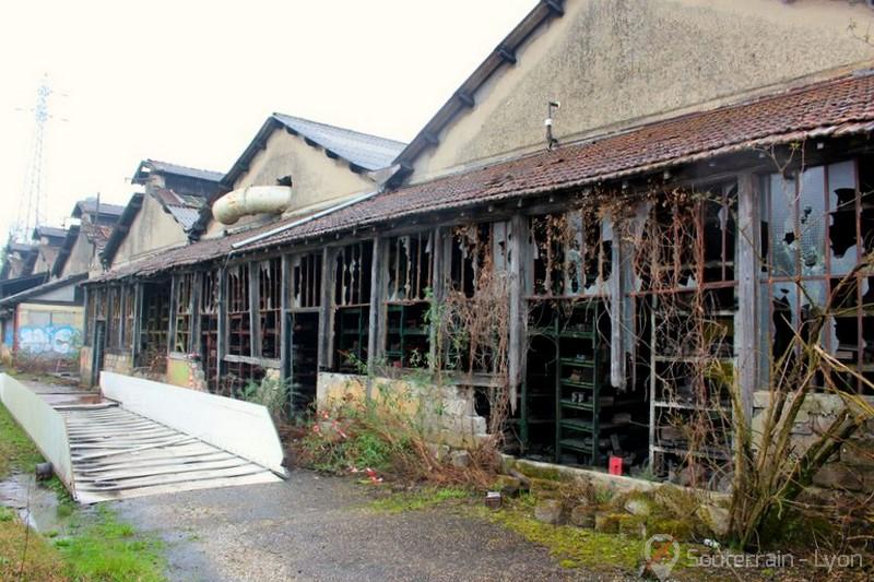 fonderie abandonnée I.