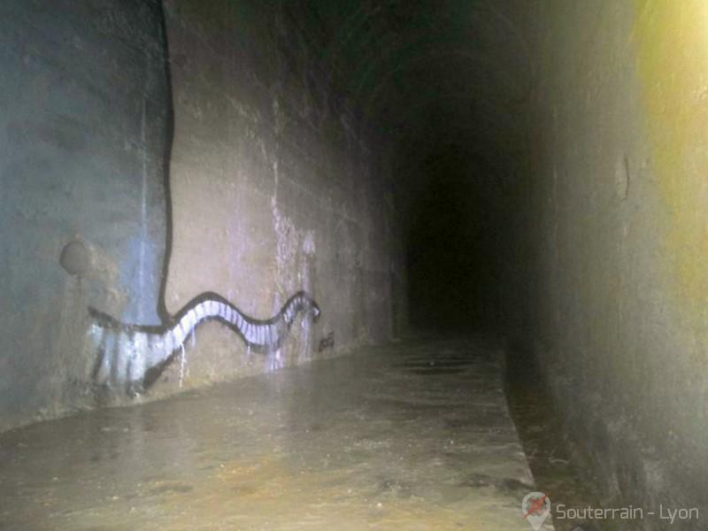 galerie du rat souterrain lyon
