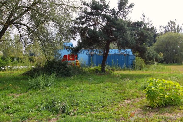 Parc Aquatique abandonné