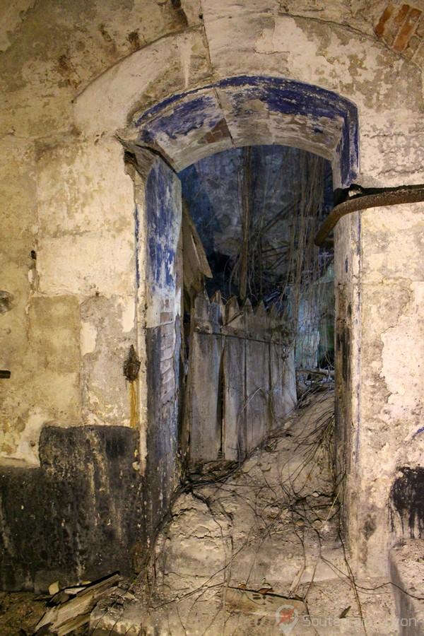 brasserie abandonnée W.