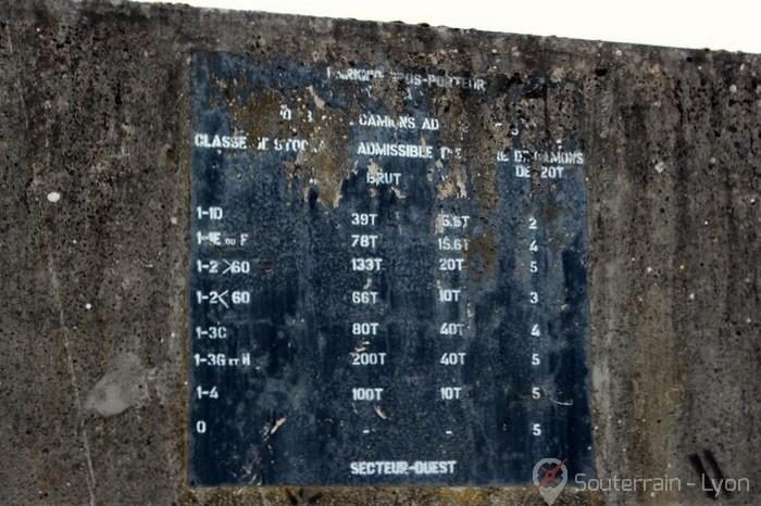 dépôt militaire abandonné
