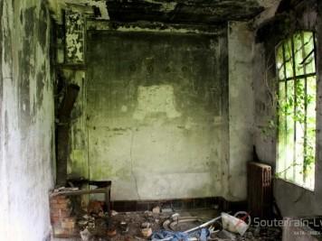 lotissement abandonné maison du boss