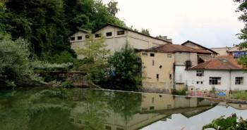 usine textile abandonnée friche industrielle