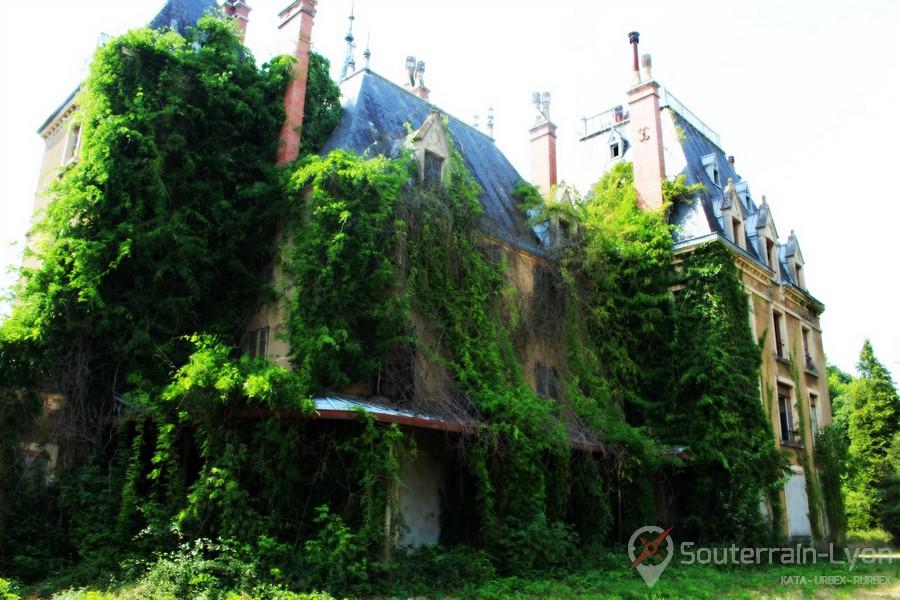 château du fermier rurbex lieu abandonné