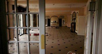 Château Factice abandonné