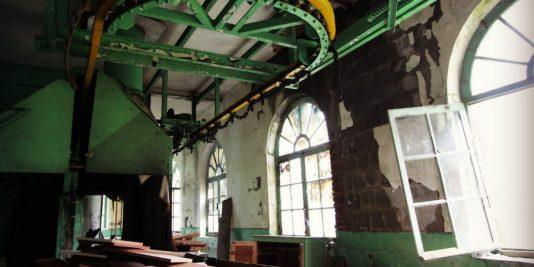 usine bose urbex