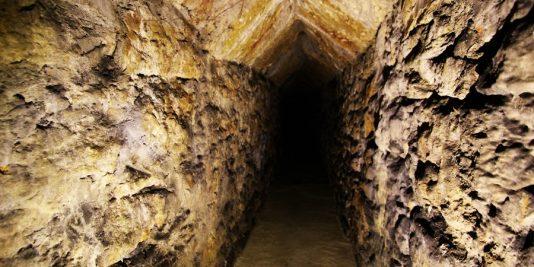 souterrain de la piste lyon