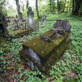 cimetière du Prieuré rurbex urbex