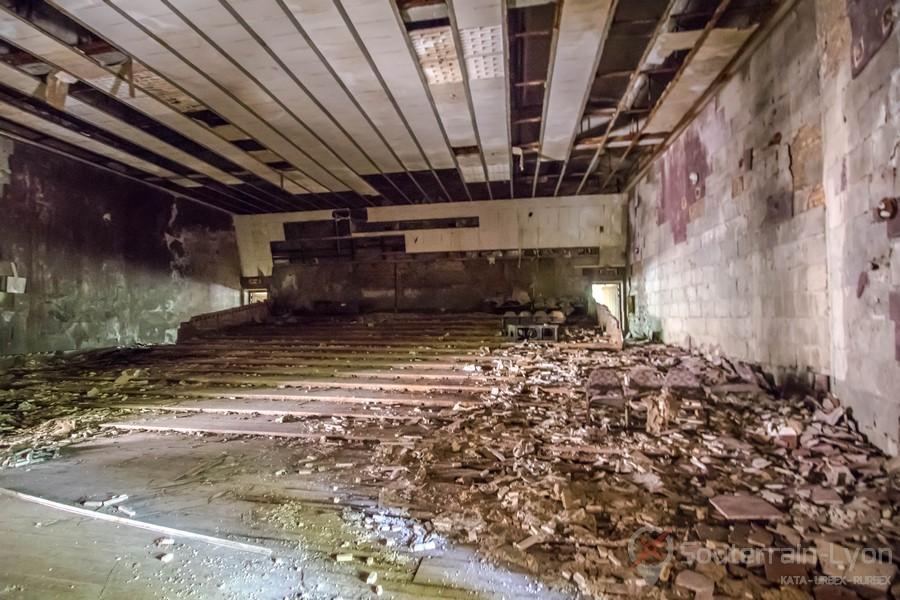 Pripyat après la catastrophe