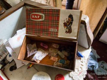 Maison Cigarette Urbex Rhone