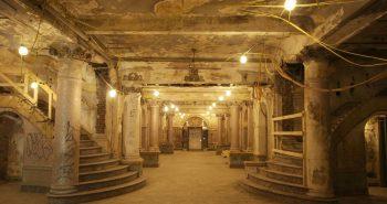 Divine Lorraine Hotel lieu abandonné restauré