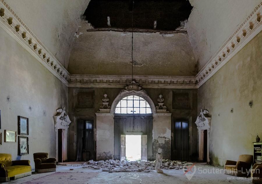 palais Panzani urbex france