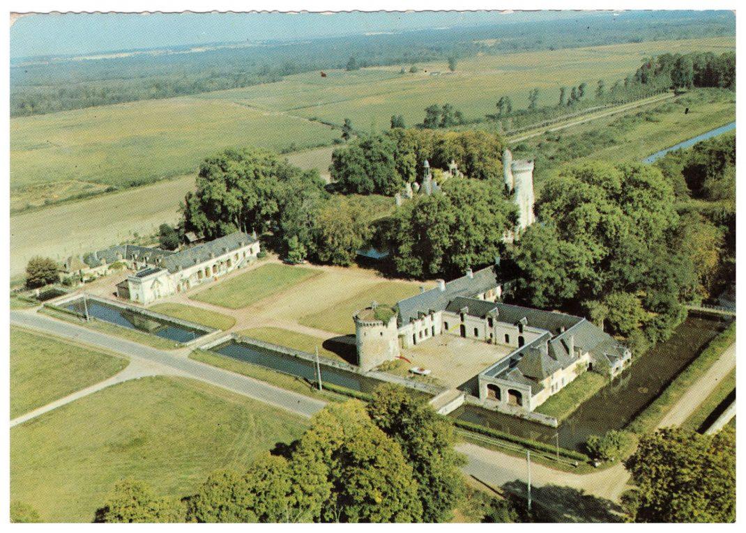 Château la Mothe-Chandeniers crowdfunding urbex
