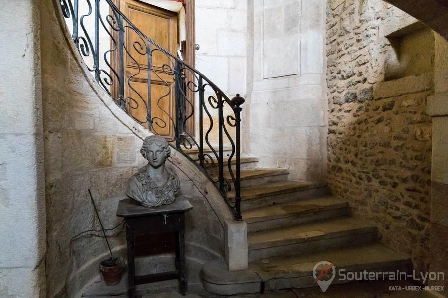 Château Assassin's Creed Urbex