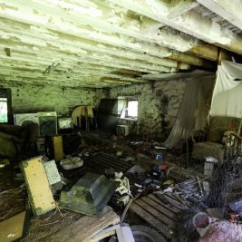 Manoir aux Poupées maison abandonnée urbex