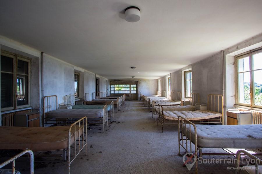 Red Cross Hospital Urbex Italie