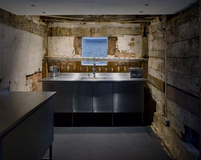 Restauration de ruines 300 ans d'histoire rénovés par David Connor Design et Kate Darby Architects
