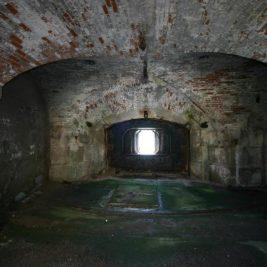 Stack Rock Fort lieu abandonné 5