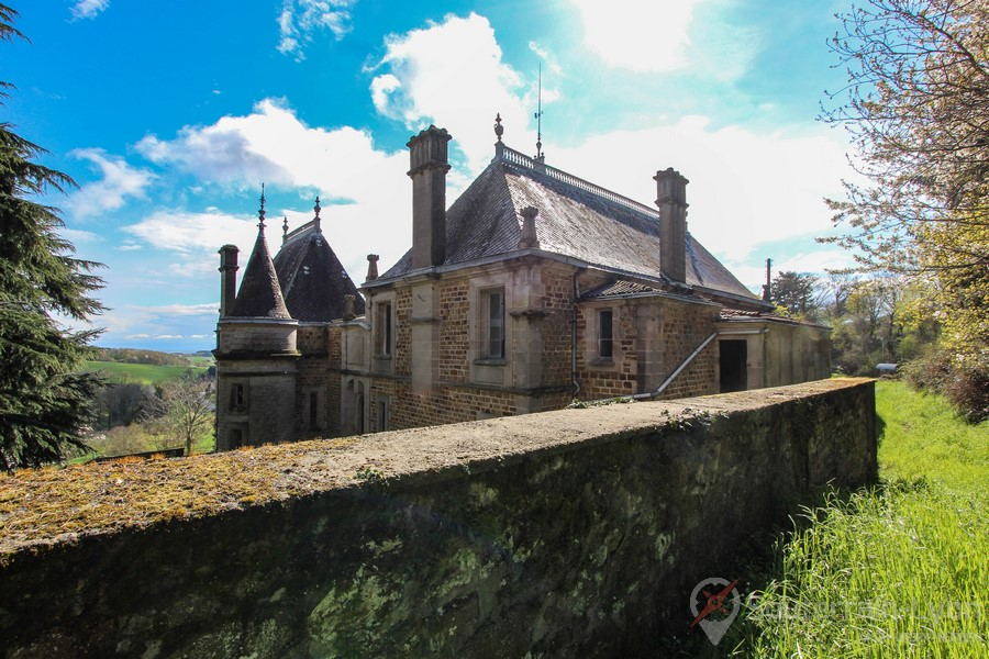 Château Bambi chateau abandonné urbex-1