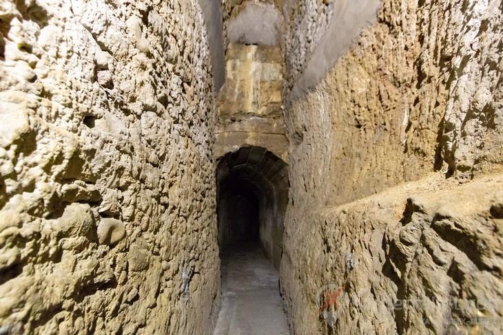 souterrain du Chien Fou souterrains de Lyon-14