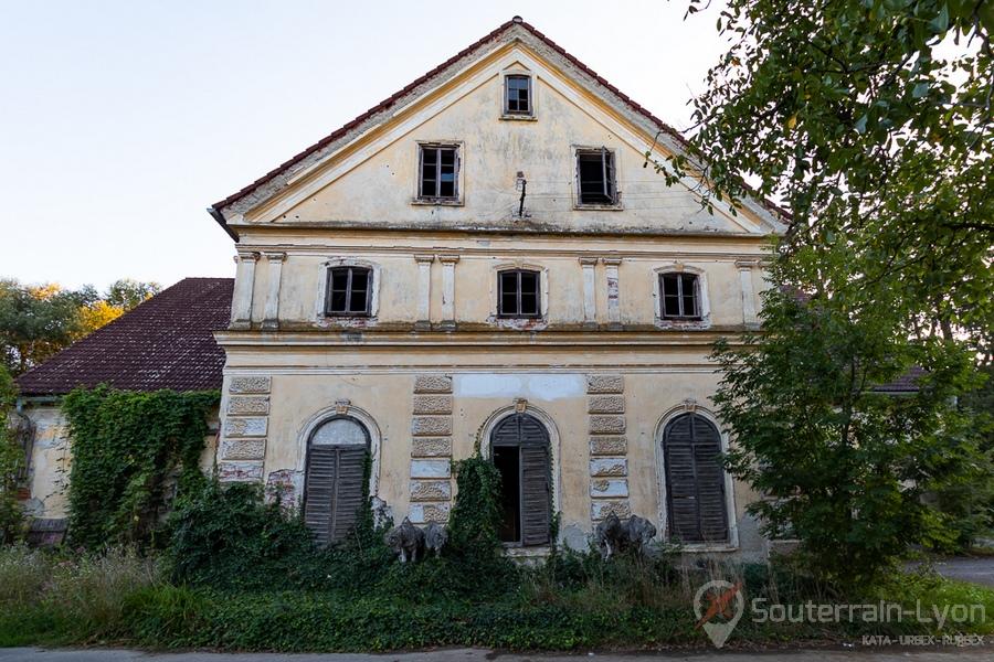 moulin de Julius urbex moulin abandonné