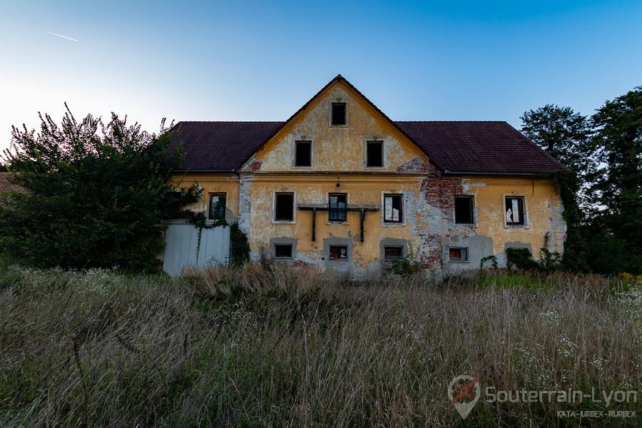 urbex moulin abandonné 5