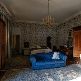 chambre chateau secret