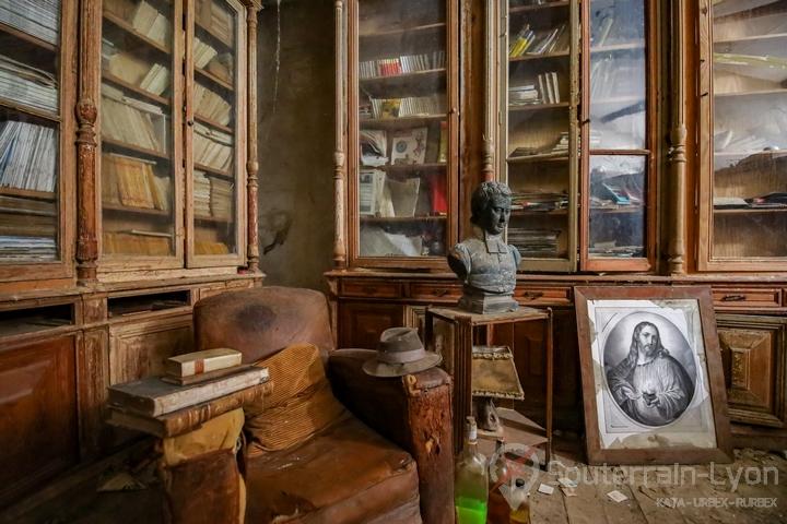 Maison abandonnée Urbex 3