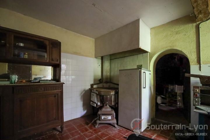 Maison abandonnée Urbex 5