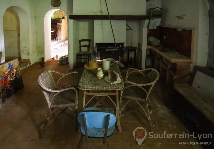 Maison abandonnée Urbex 6