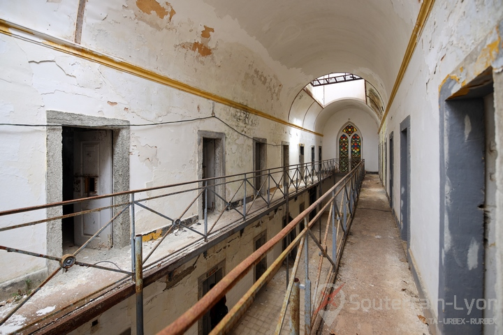 La prison politique urbex 12