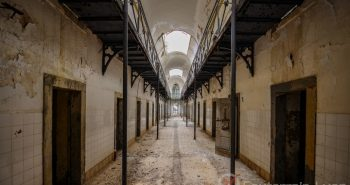 La prison politique urbex 4