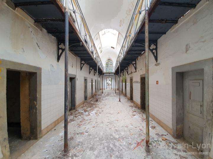 Prison abandonnée 15