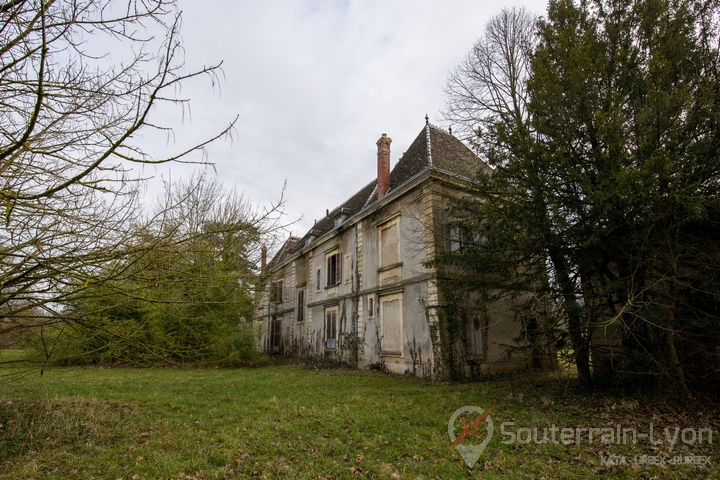 Le château abandonné urbex 29