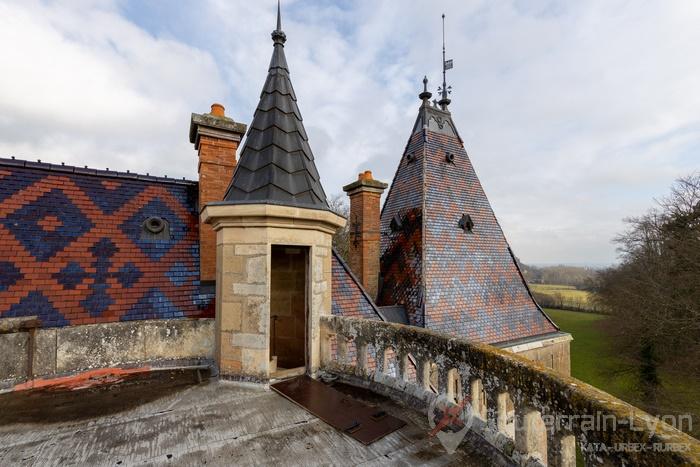 château abandonné france 2